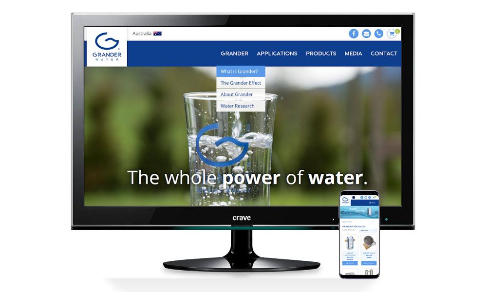 Project Showcase - Grander Water Australia